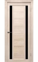 Межкомнатная дверь ЧДК М5 Беленый дуб