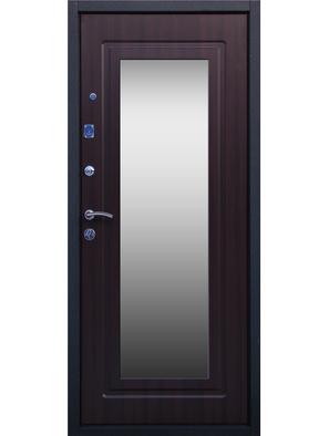 Входная дверь Стандарт Зеркало венге