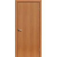 Межкомнатная дверь ДГ Гладкая Орех итальянский