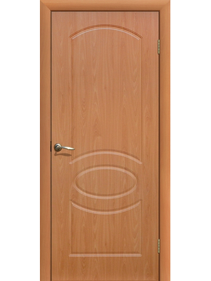 Межкомнатная дверь ДГ Неаполь Миланский орех