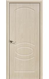 Межкомнатная дверь ДГ Неаполь Беленый дуб
