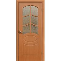 Межкомнатная дверь ДО Неаполь Миланский орех
