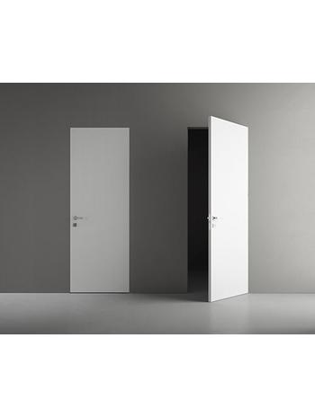 Дверь в скрытом коробе
