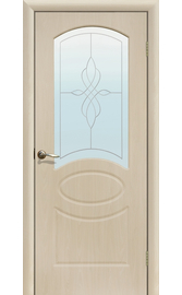 Межкомнатная дверь ДО Версаль беленый дуб