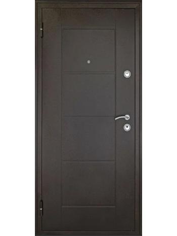 Входная дверь Форпост Квадро Ель карпатская