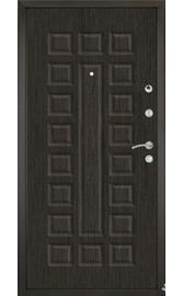 Входная дверь Форпост Квадро Венге