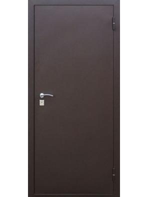 Входная дверь ГРАНЬ-1 (металл-металл)