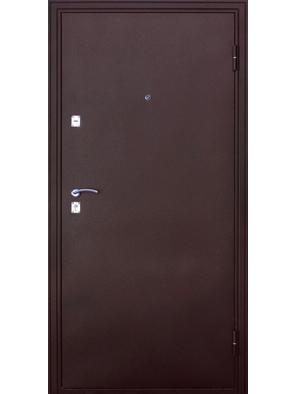 Входная дверь СТАНДАРТ металл-металл (теплая)